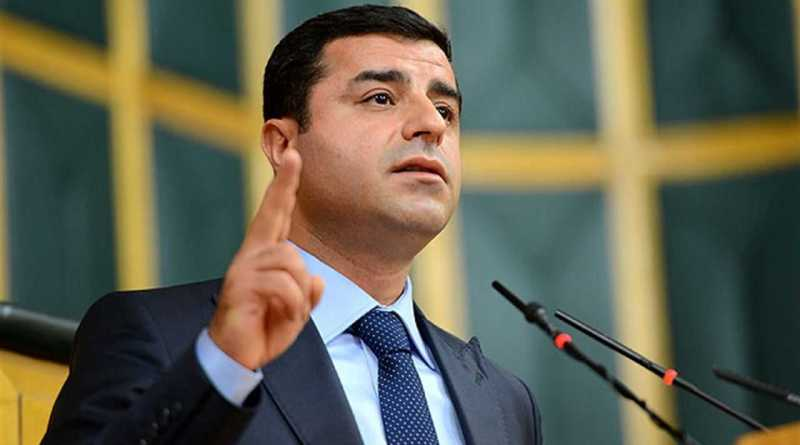 HDP'den Abdulkadir Selvi'nin Demirtaş iddialarına yalanlama